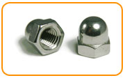 316l Stainless Steel Acorn Nut