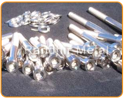 ASTM A193 Stainless Steel 304 Fasteners Suppliers in Turkey