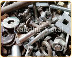 ASTM A193 Stainless Steel 317L Fasteners Suppliers in Turkey