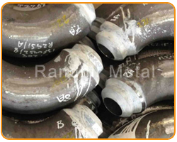 ASTM A234 Alloy Steel WP9 Pipe Fittings Suppliers in Nigeria