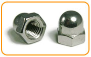 Monel K500 Cap Nut