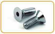 Monel K500 Cap Screws