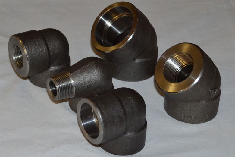 Carbon steel astm a forged fittings