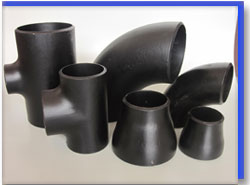 Carbon Steel Pipe Fittings in Indonesia