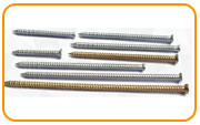 Monel K500 Concrete Screw