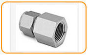Carbon Steel Metric Thread Bite Type Hydraulic Tube Fitting