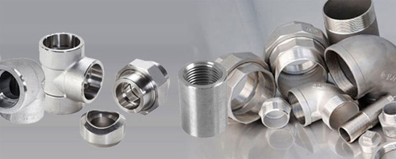 Inconel 600, 601, 625, 718, 800, 825 Forged Fittings