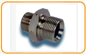 Male Connector BSPP MCBP & MMCBP