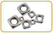 Monel K500 Square Nut