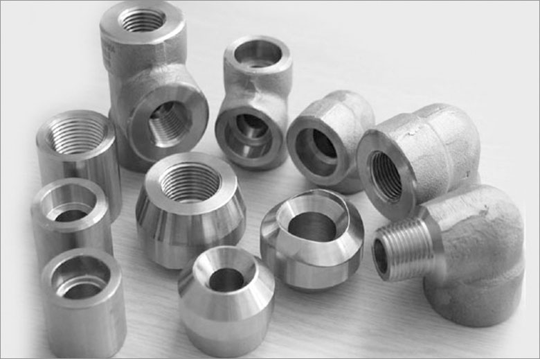 Stainless steel l h forged fittings ss