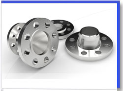 Stainless Steel Flanges in Indonesia