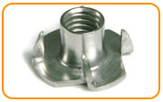 347 Stainless Steel T Nuts