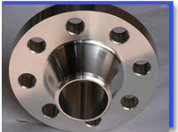 Stainless Steel WN Flanges at our Warehouse Mumbai,India