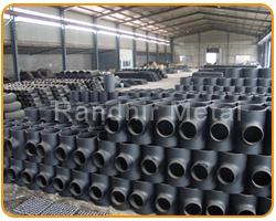 ASTM A860 WPHY Carbon Steel Pipe Fittings Suppliers in Nigeria