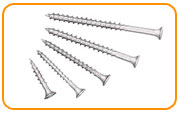 Nickel 200 Construction screws