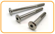 Nickel 200 Furniture Screw