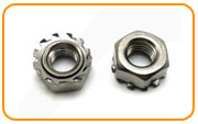 Nickel 200 K Lock Nut