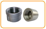 Stainless Steel End CapThreaded NPT Cap 304/304L, 3000 LB Pipe End Screw Cap