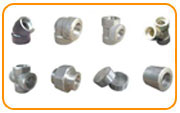 Forged Pipe Fitting Unequal Cross (KZ-032)