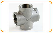 Nickel Alloy Forged Screwed Fitting Cap A249 Uns N08904